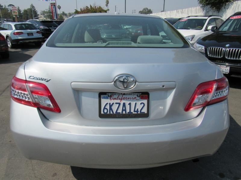 Toyota Camry 2010 price $9,588