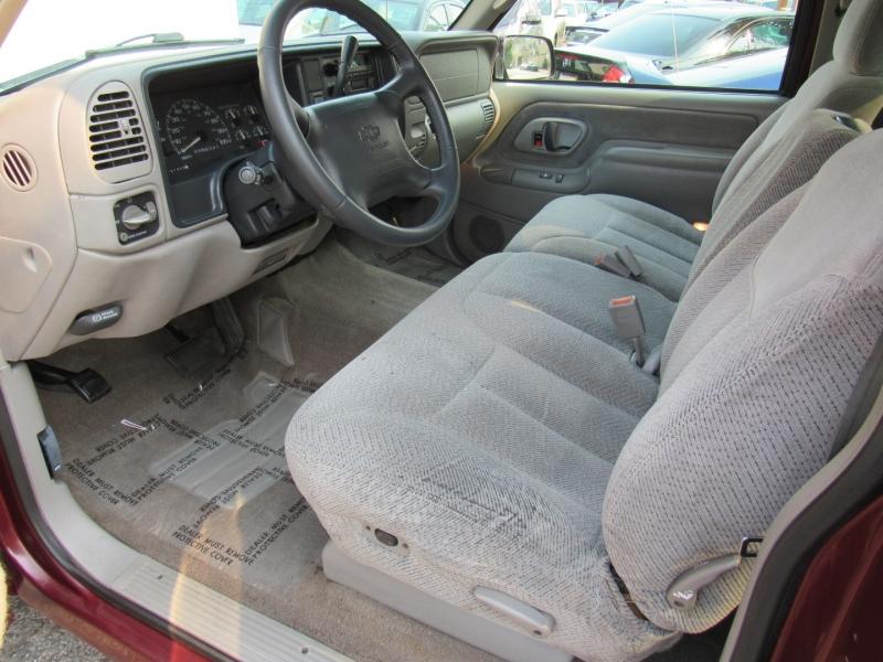 Chevrolet Silverado 1500 1997 price $7,888