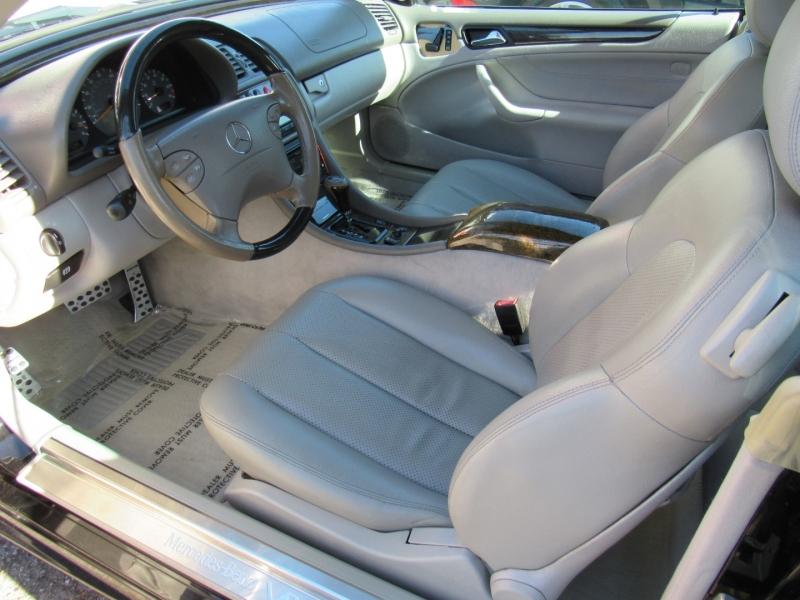 Mercedes-Benz CLK-Class 2003 price $7,777