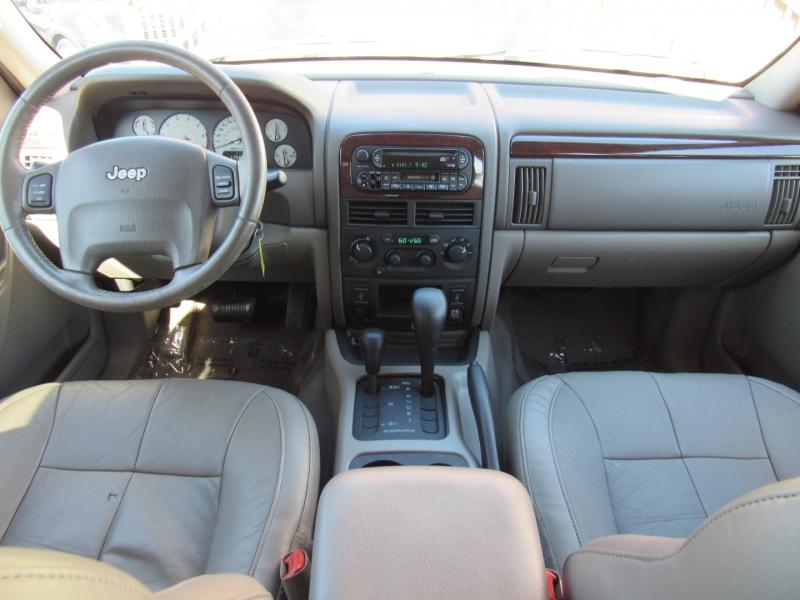 Jeep Grand Cherokee 2004 price $6,888