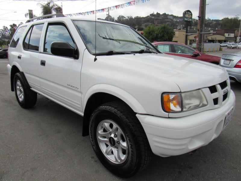 Isuzu Rodeo 2004 price $6,588