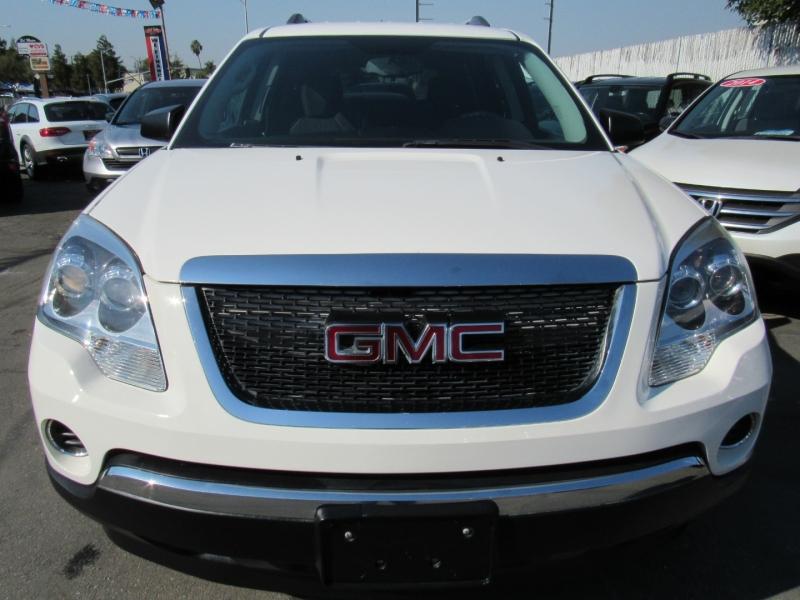 GMC Acadia 2011 price $9,888