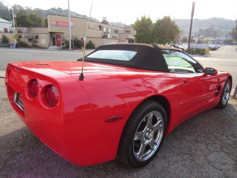 Chevrolet Corvette 1999 price $14,888