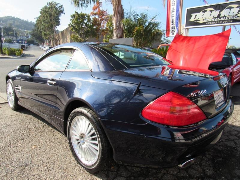 Mercedes-Benz SL-Class 2004 price $11,888