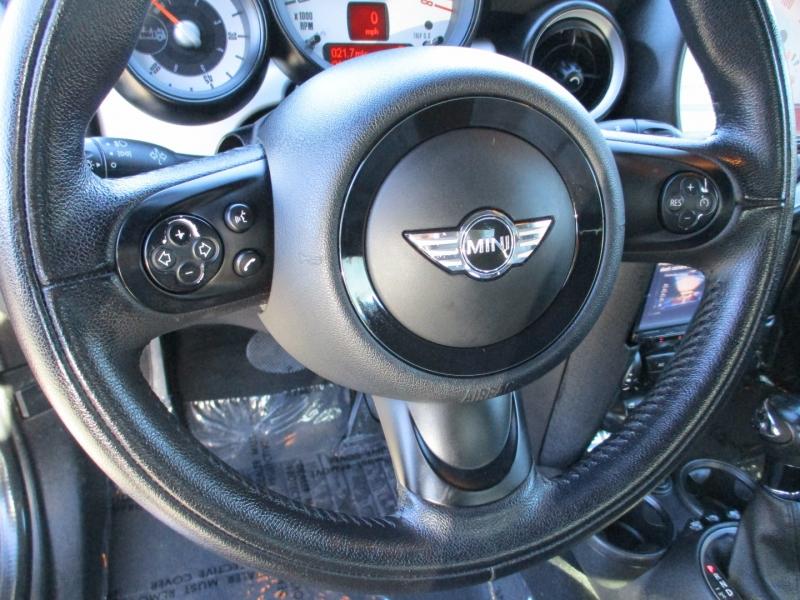 Mini Cooper Roadster 2014 price $12,888