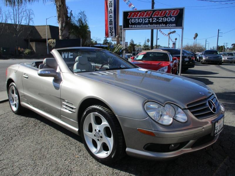Mercedes-Benz SL-Class 2004 price $14,888