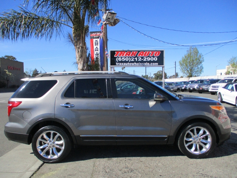 Ford Explorer 2012 price $11,888