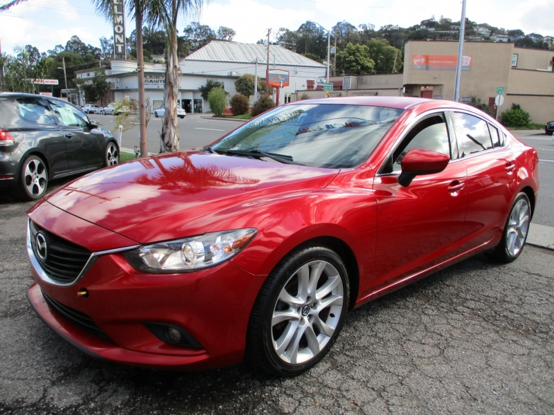 Mazda 6 2014 price $8,888