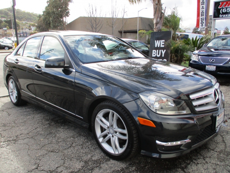 Mercedes-Benz C250 2013 price $13,888