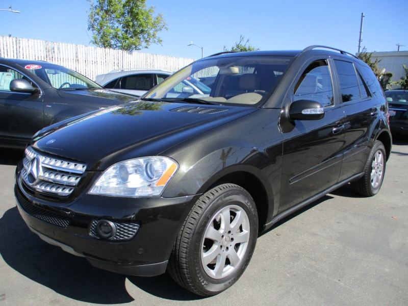 Mercedes-Benz ML350 2007 price $10,888