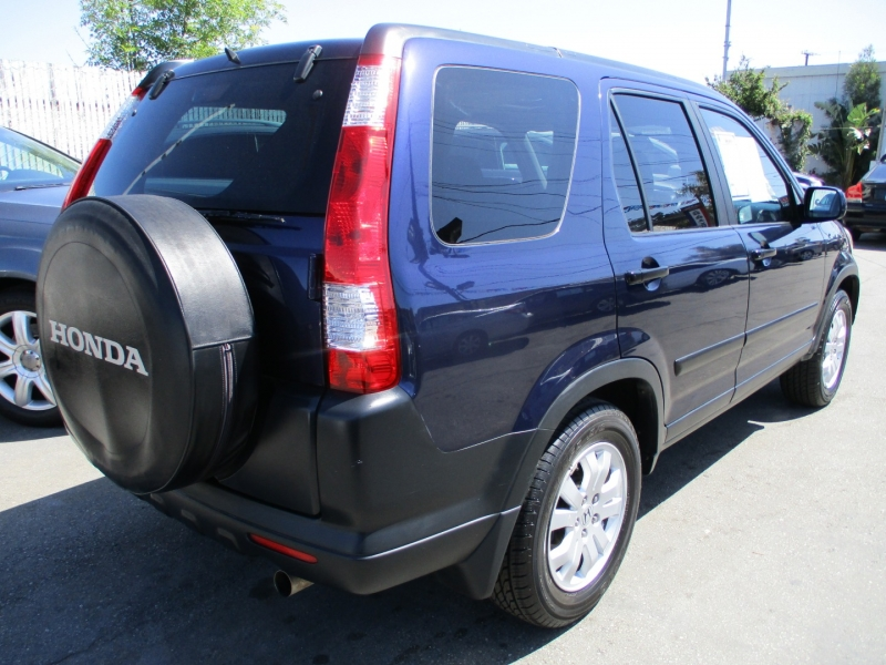 Honda CR-V 2006 price $9,888