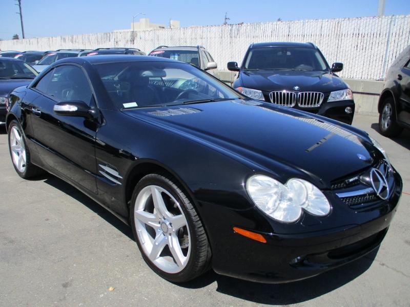 Mercedes-Benz SL500 2004 price $17,888