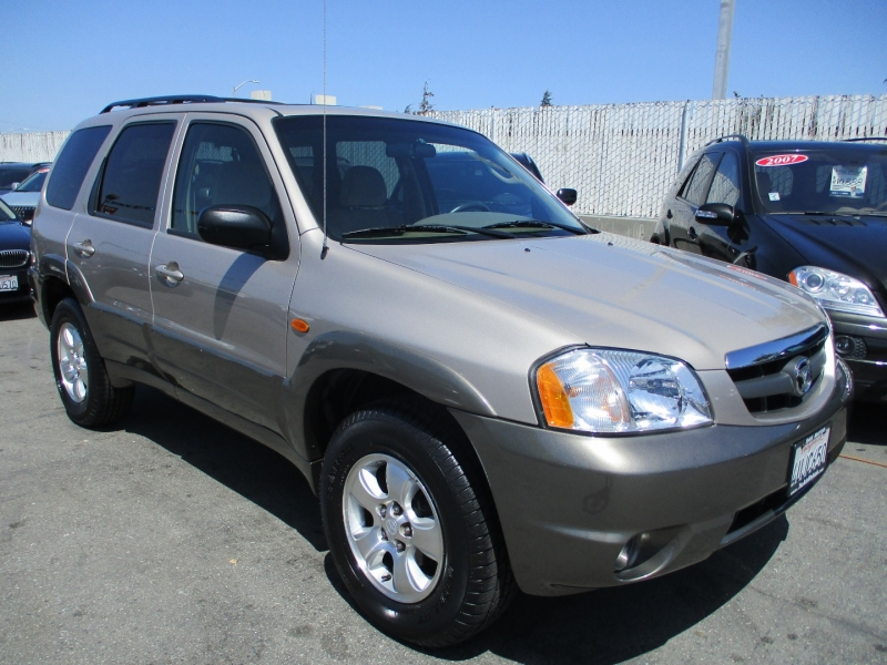 Mazda Tribute 2002 price $8,588