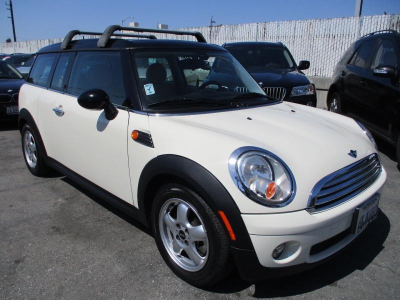 Mini Cooper Clubman 2009 price $7,888