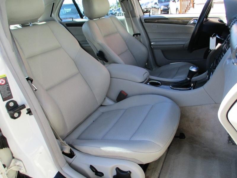 Mercedes-Benz C-Class 2007 price $8,588