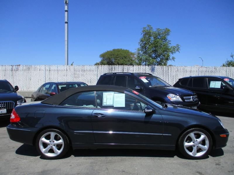 Mercedes-Benz CLK-Class 2005 price $10,888