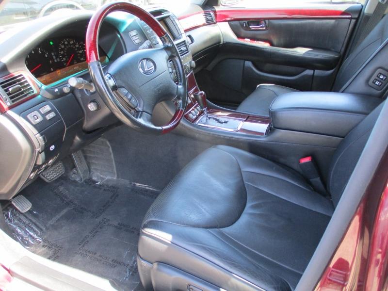Lexus LS 430 2001 price $12,888