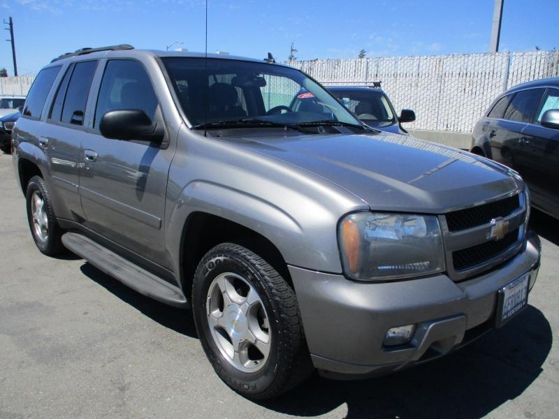Chevrolet TrailBlazer 2008 price $7,888