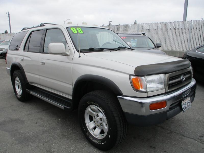Toyota 4Runner 1998 price $6,888