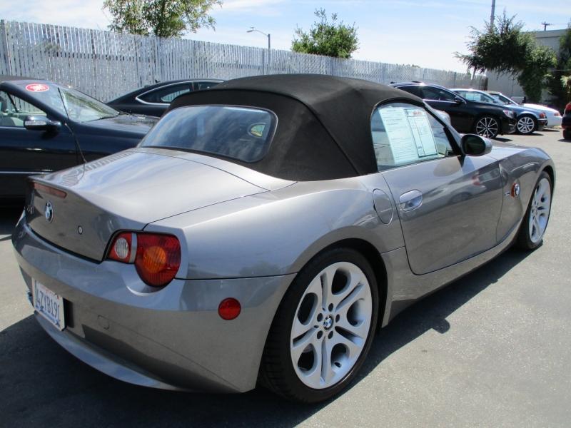 BMW Z4 2003 price $13,588