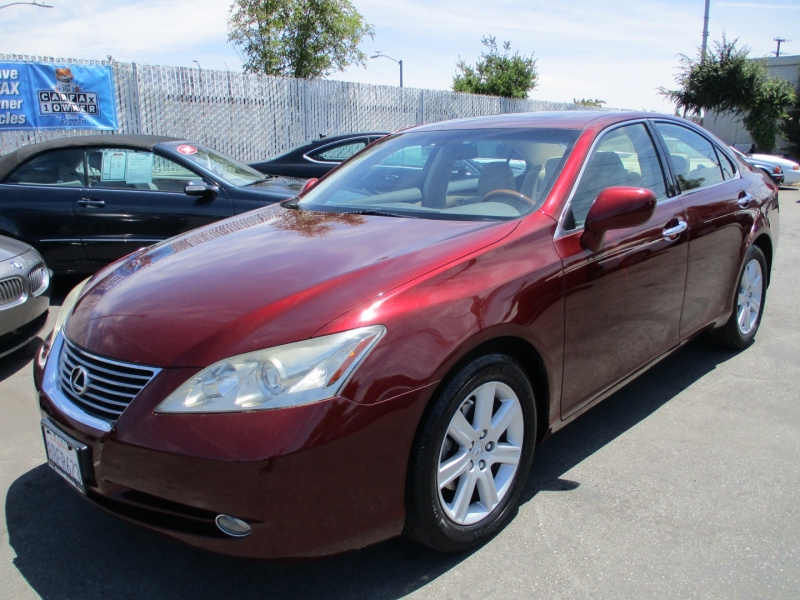Lexus ES 350 2007 price $10,888