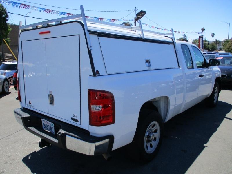 Chevrolet Silverado 1500 2013 price $10,888