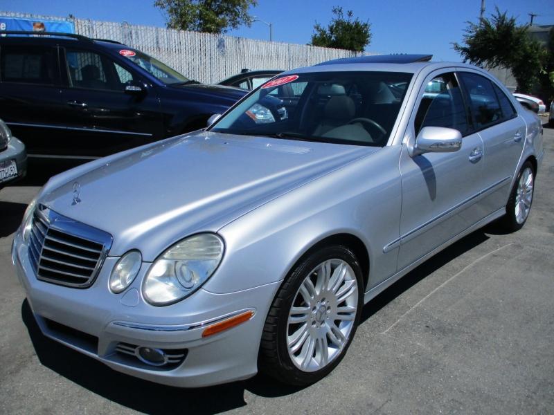 Mercedes-Benz E-Class 2007 price $8,888