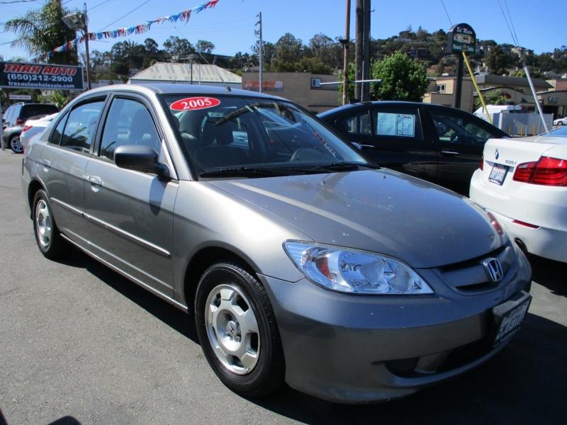 Honda Civic Hybrid 2005 price $5,888