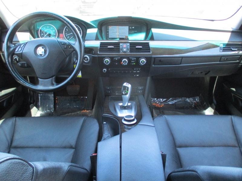 BMW 5-Series 2008 price $10,588