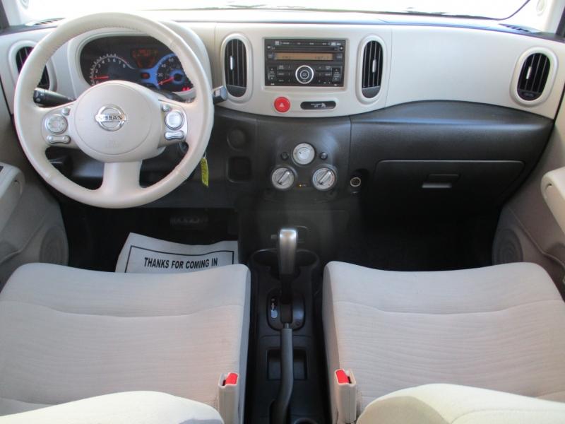 Nissan cube 2011 price $10,588