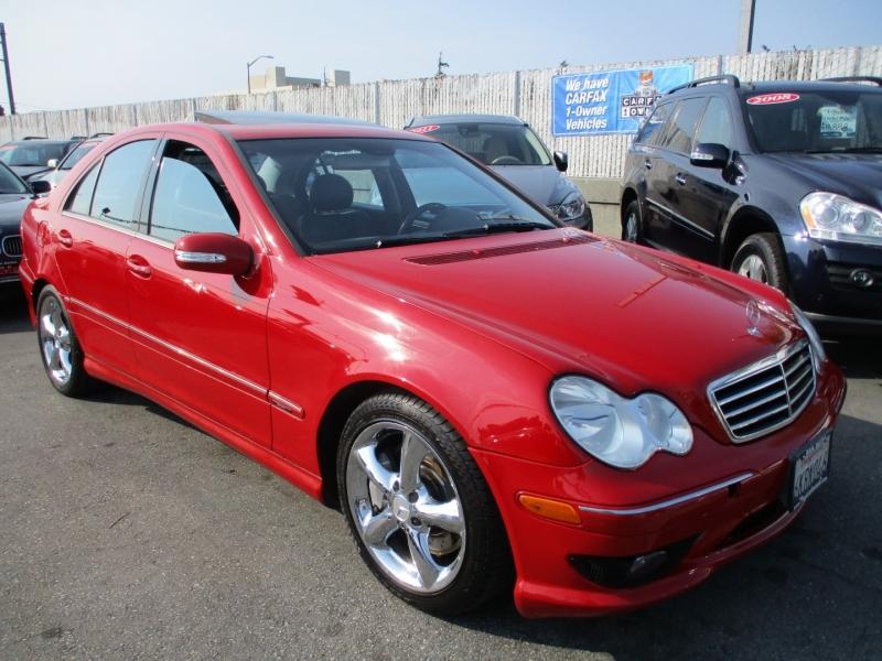 Mercedes-Benz C-Class 2005 price $6,888