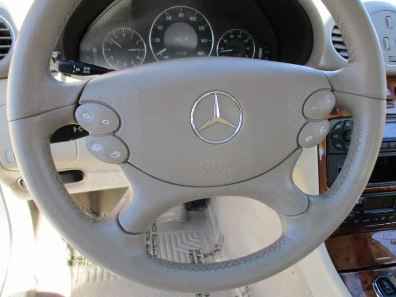 Mercedes-Benz CLK-Class 2004 price $9,888