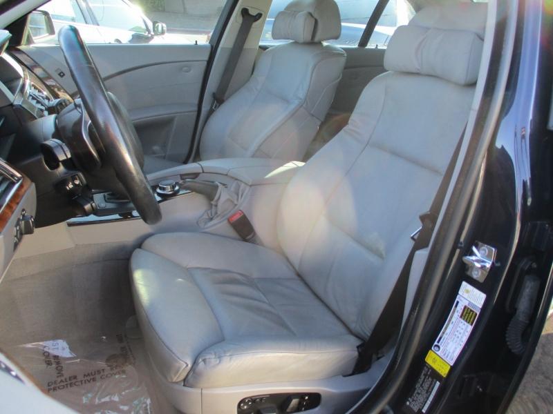 BMW 5-Series 2007 price $8,888