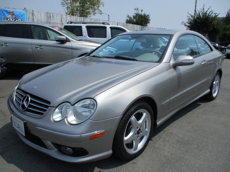 Mercedes-Benz CLK500 2003 price $7,888