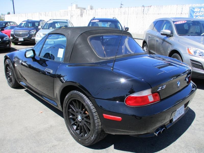 BMW Z3 2001 price $10,888