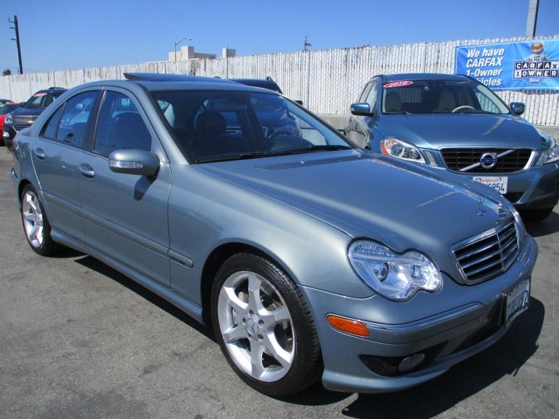 Mercedes-Benz C-Class 2007 price $9,888