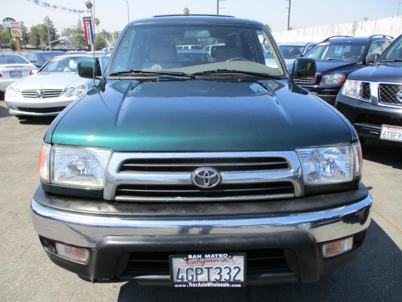 Toyota 4Runner 1999 price $7,588