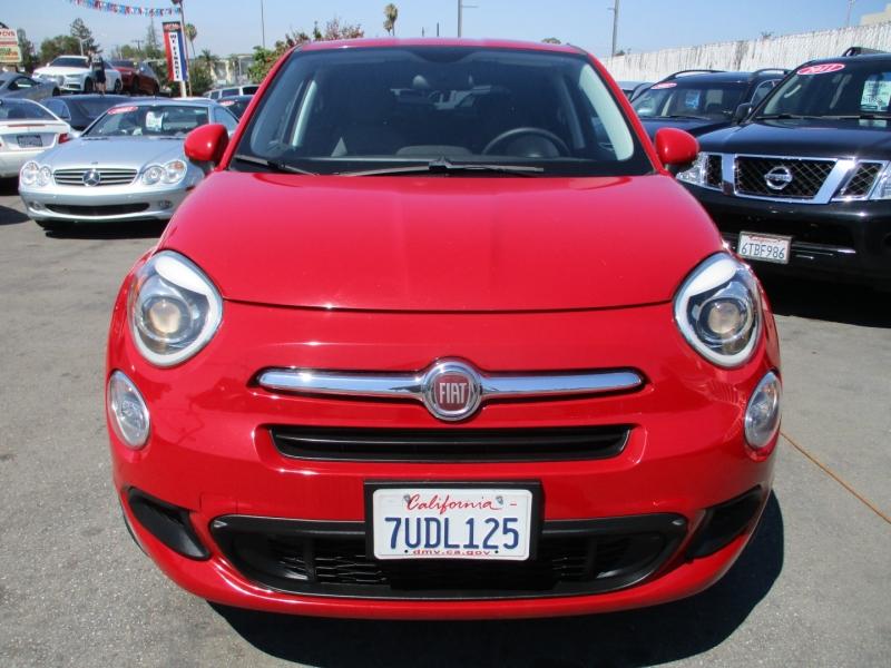 Fiat 500X 2016 price $10,888