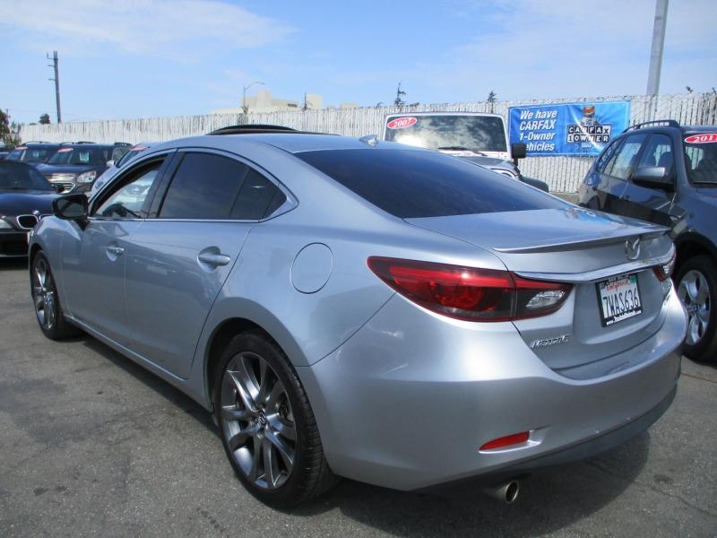 Mazda Mazda6 2017 price $14,888