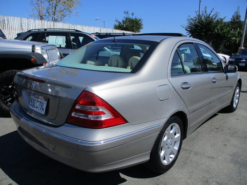 Mercedes-Benz C-Class 2006 price $8,888