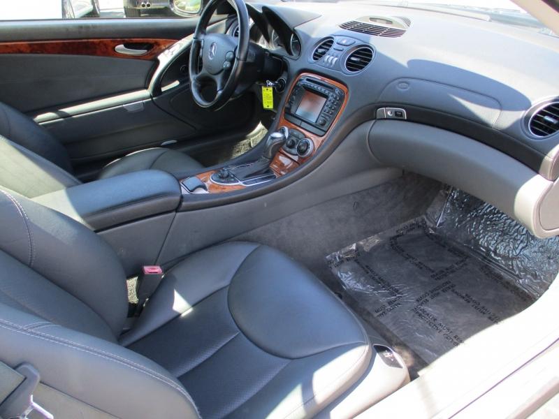 Mercedes-Benz SL500 2003 price $18,888