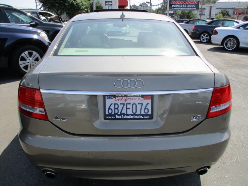 Audi A6 2008 price $9,888