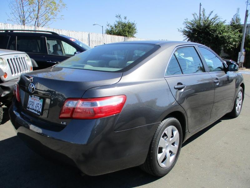 Toyota Camry 2007 price $9,888