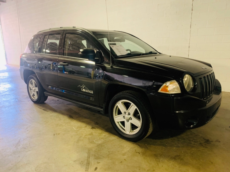 Jeep Compass 2009 price $5,500