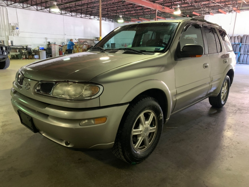 Oldsmobile Bravada 2002 price $2,900