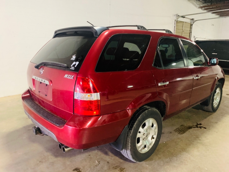 Acura MDX 2002 price $2,700