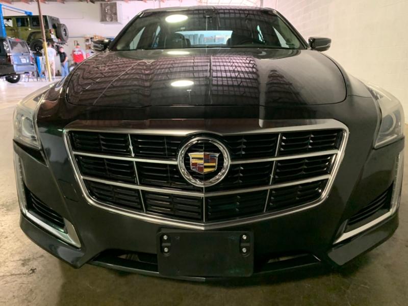 Cadillac CTS Sedan 2014 price $17,250