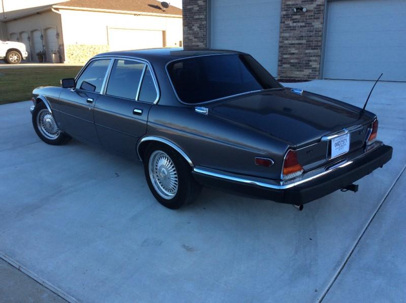 Jaguar XJ 1985 price $6,000