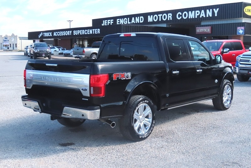 Ford F-150 2018 price $48,950
