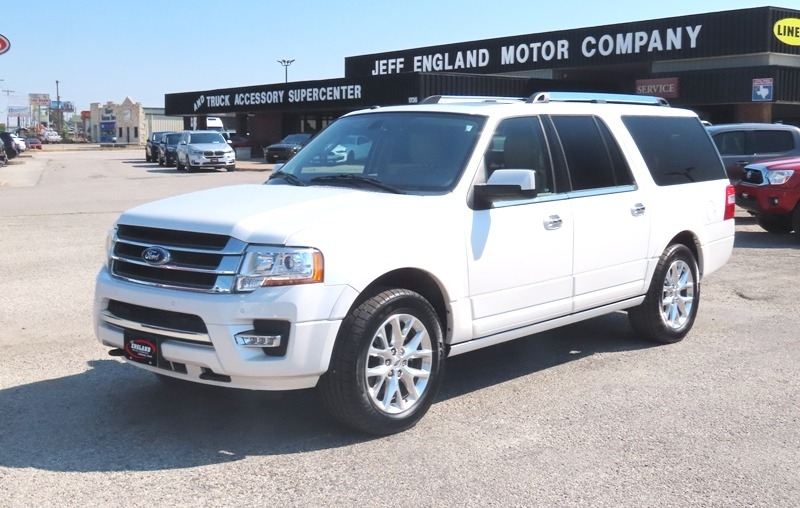 Ford Expedition Max 2017 price $34,950